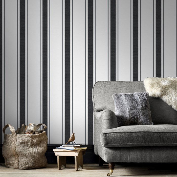 Superfresco Orla Grey Silver 20 750 Wallpaper