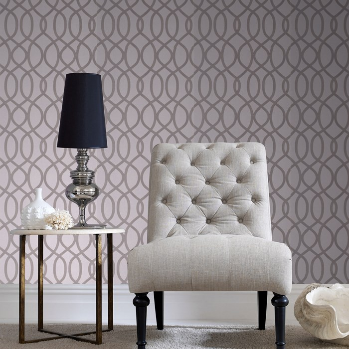 Kelly Hoppen Knightsbridge Flock 32 329 Wallpaper